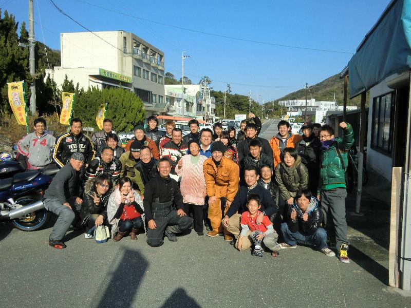 2010 12 6大あさりツー
