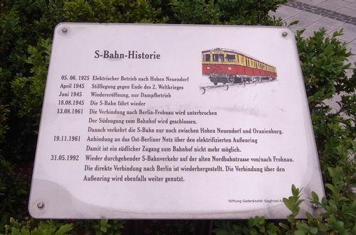 Sバーンの歴史