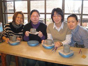 にわか陶芸作家