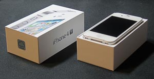 iPhone4S White 300