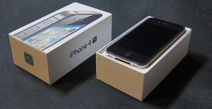 iPhone4S Black 300