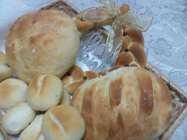 由季手作りパン