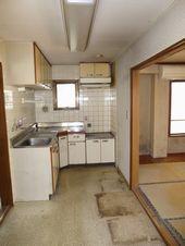 2階キッチン(前)