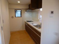 2階キッチン(後)