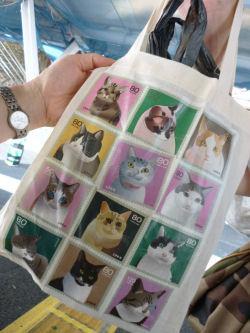 sallyさんの持ってたbag