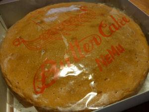 合歓のバターケーキ!