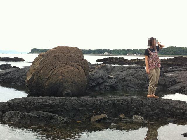 おっぱい岩7