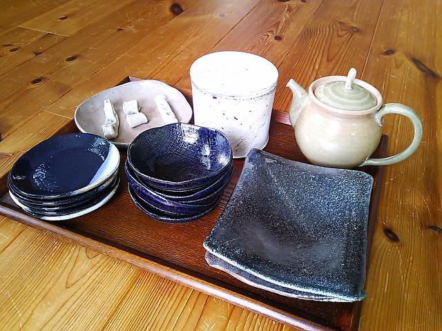 越前陶芸まつりで購入