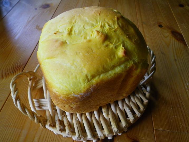 かぼちゃパン丸