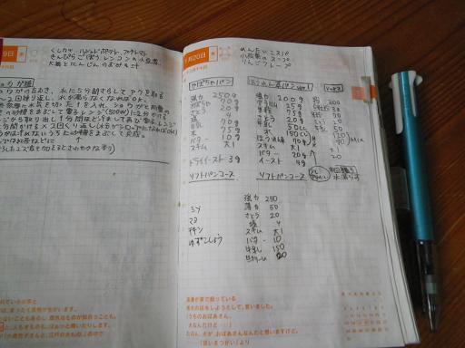 2011レシピ