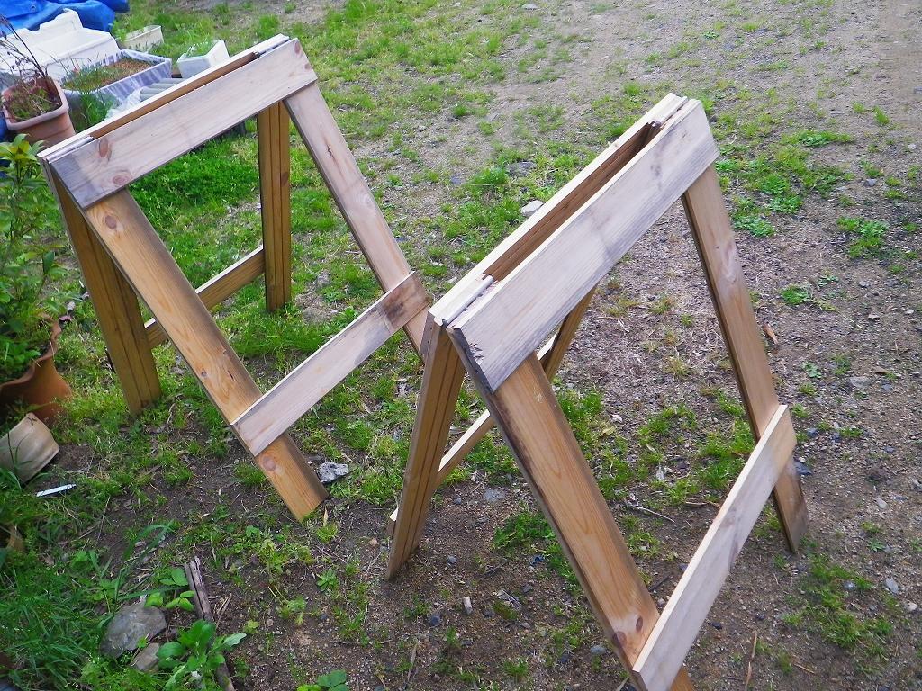 テーブルの足(台)