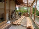 垂木加工1