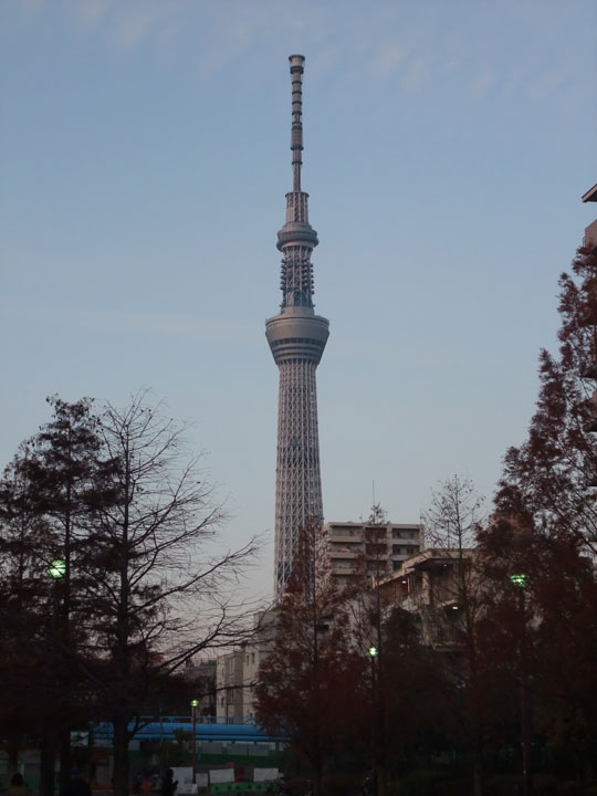 2011.12.18スカイツリー 1
