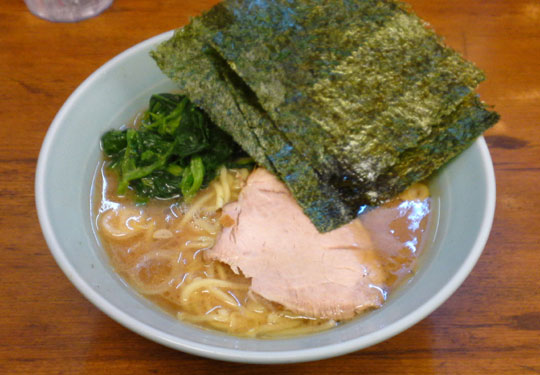 2012.2.18横浜ラーメン 1