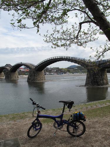 錦帯橋西岸