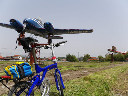 双発機とBD-3