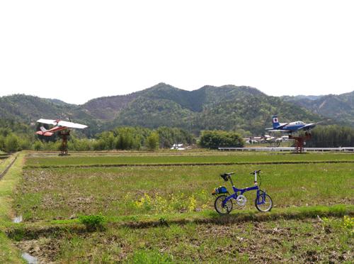 セスナと双発機とBD-3_1