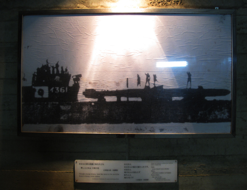 伊号潜水艦と回天