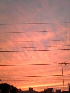 071018_夕焼け2