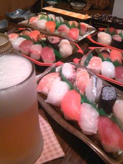 くろのはらぐろ-寿司