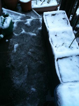 くろのはらぐろ-東京雪景色_2