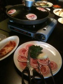 くろのはらぐろ-韓国料理。