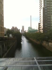 くろのはらぐろ-目黒川