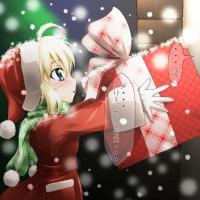サンタは無論ロリ娘だ