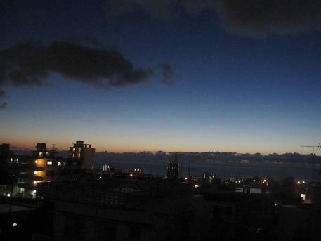 まさに雲海