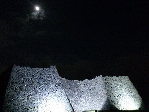 1 6時半の中城城