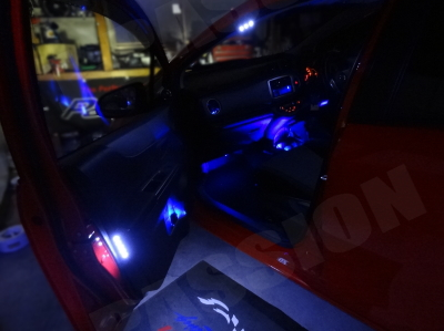 J-PASSION ジェイパッション車内LED照明