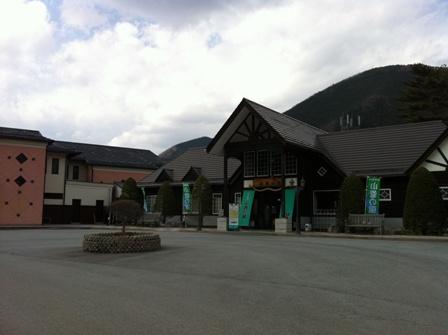 山梨 小管村 オートキャンプ