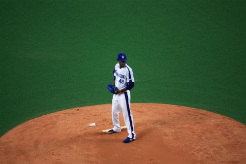 ネルソン投手
