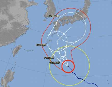 台風18号_2