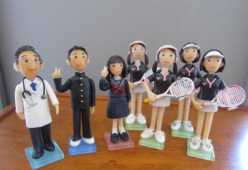 2014夏人形