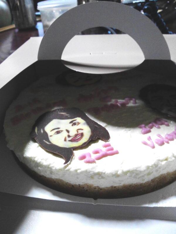 aケーキ箱b
