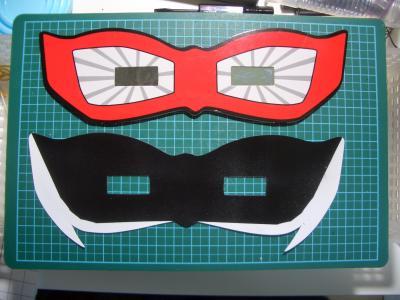 ワイルドタイガー小鉄マスク2
