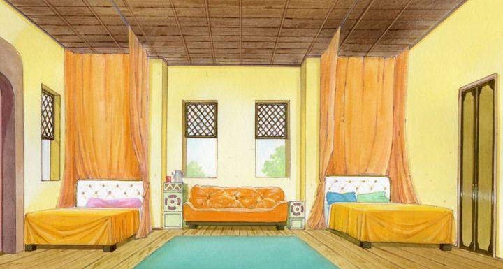 アリスの部屋