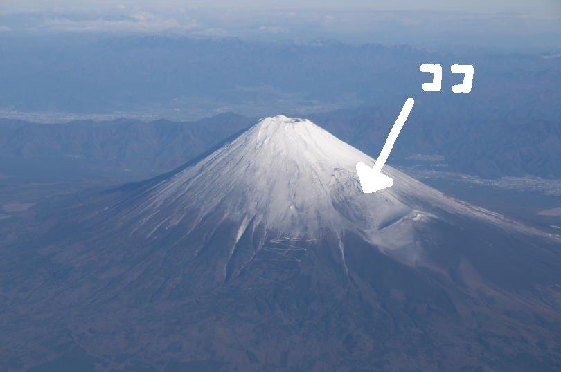 2012.08.26 富士山の宝永火口ま...