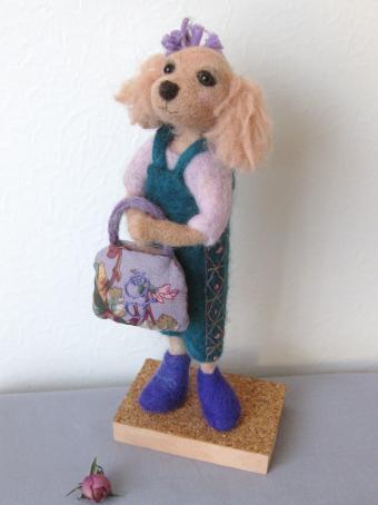 Ms. Lilac