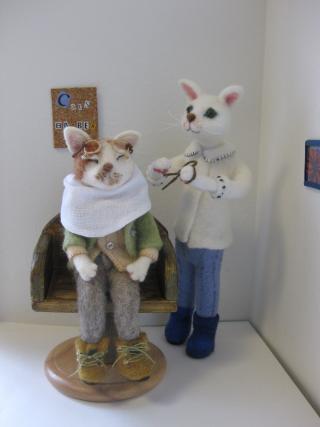 cat's barber