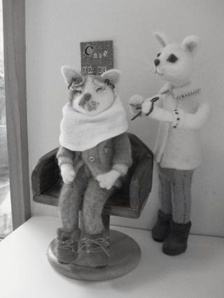 cat's barber 3