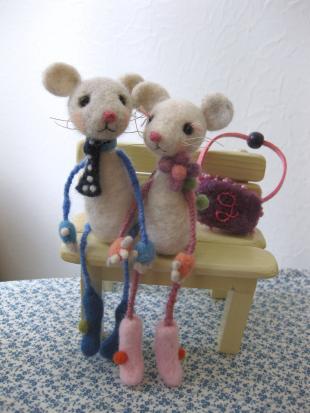 skinny mice