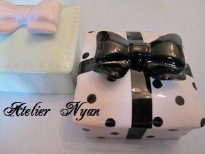 ribbon box dot