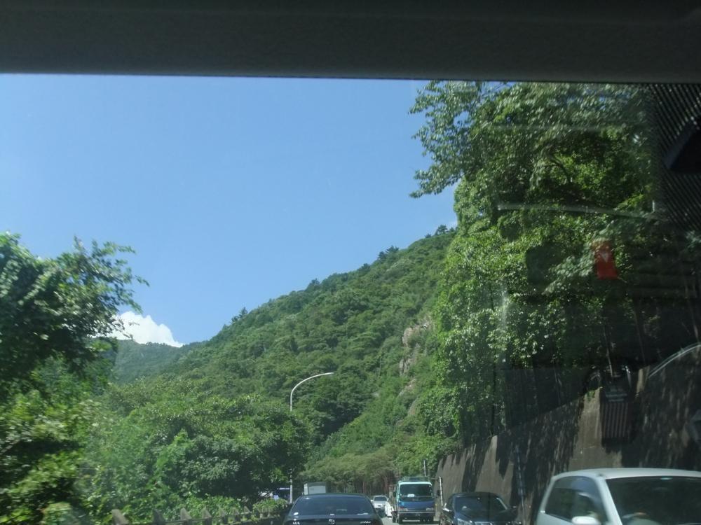2010夏 大山旅行 001