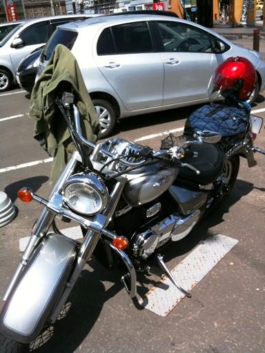 レンタバイク イントルーダー
