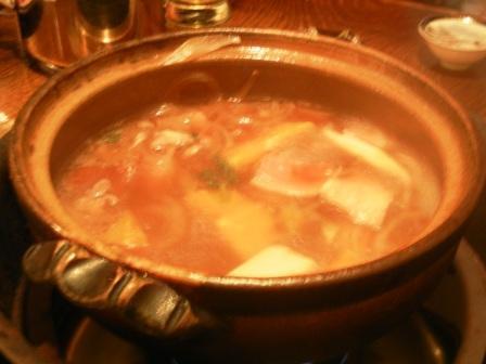 百百川の鴨鍋!