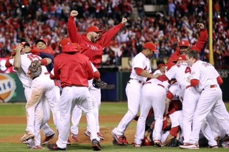 Cardinals won World Series