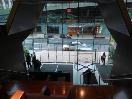 Juilliard School from Inside