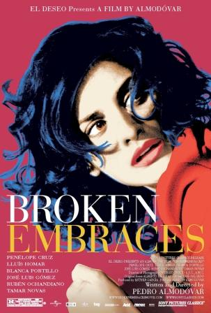 Broken Embraces Poster